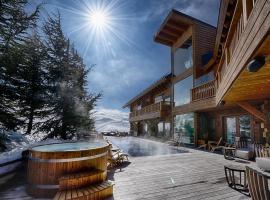 El Lodge, Ski & Spa, hotel en Sierra Nevada