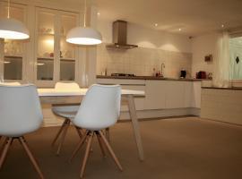 monumentaal verblijf in hartje Spijkerkwartier, apartment in Arnhem