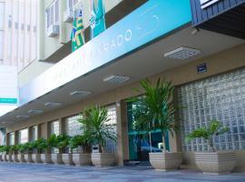 Oft San Conrado Hotel, hotel in Goiânia