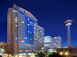 Hyatt Regency Calgary, hotel em Calgary