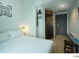 Cititel Express Kota Kinabalu, hotel in Kota Kinabalu