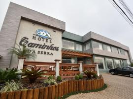 Hotel Caminhos da Serra, hotel in Três Coroas