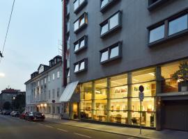 Hotel Korotan, hotel in 08. Josefstadt, Vienna