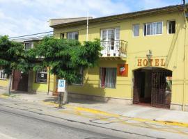 Hotel Soberania, hotel en La Serena