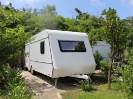 Kenting Houbihu Camping Car B&B, campground in Hengchun South Gate