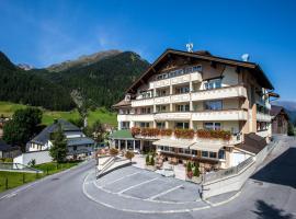 Hotel Jägerhof, hotel v mestu Ischgl