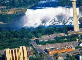DoubleTree Fallsview Resort & Spa by Hilton - Niagara Falls, resort in Niagara Falls