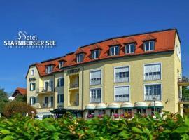 Hotel Starnberger See, Hotel in Starnberg