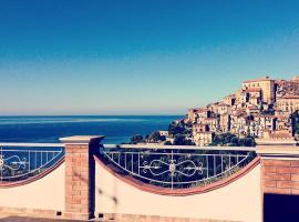 Terrazza sul mare Pisciotta - Palinuro, apartment in Pisciotta