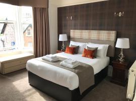 The Crags Hotel, hotel in Callander