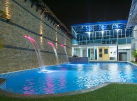 Hotel Casa Morales, отель в городе Йопаль
