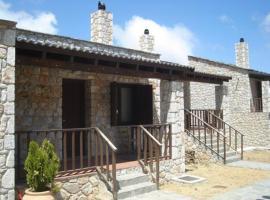 Samaria Village, villa in Omalós