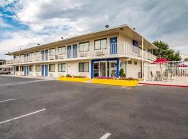 Motel 6-Salt Lake City, UT - West - Airport, hotel near Salt Lake City International Airport - SLC,