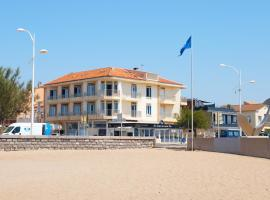 Hôtel de la Mer, hotel near Le Cap d'Agde International Golf Course, Valras-Plage