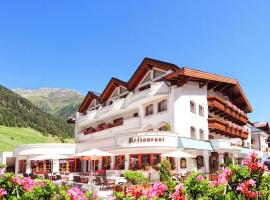 Salnerhof Superior Lifestyle Resort, Hotel in Ischgl
