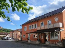 Hotel An der Eiche, hotel in Kulmbach
