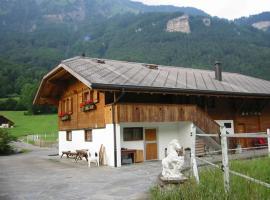 Eichhof, отель в городе Brienzwiler, рядом находится Музей Балленберг под открытым небом