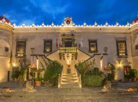 Castello di San Marco Charming Hotel & SPA, resort in Calatabiano