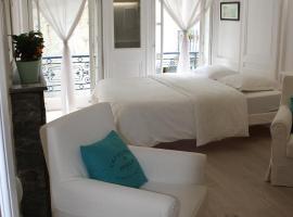Appartement Le Petit Cloud, apartment in Versailles