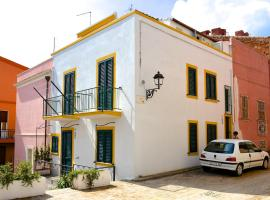 Casa Gianca, holiday home in Carloforte