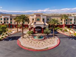 Hampton Inn & Suites Palm Desert, hotel in Palm Desert