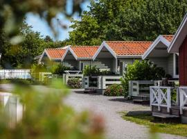 Hasle Camping & Hytteby, glamping site in Hasle
