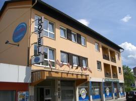 Alpen.Adria.Stadthotel, hotel v destinaci Klagenfurt