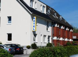 Hotel Lohmann, budget hotel in Münster