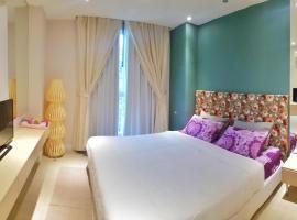 Grand Caribbean Resort Jomtian Pattaya, apartment in Pattaya South