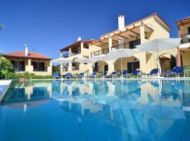 Muses Zante Villas, hotel near Archelon, Kalamaki