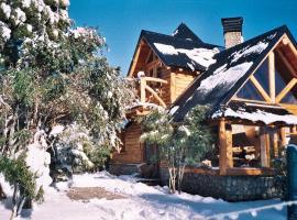 Cabañas Lemu Hue, complejo de cabañas en San Carlos de Bariloche