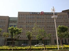 Jinjiang Inn Tianjin Sino-singapore Eco City, hotel in Binhai