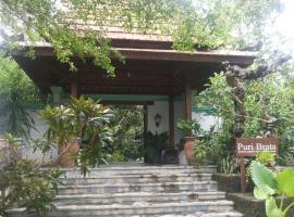 Puri Brata, resort in Parangtritis