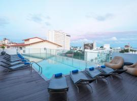 Travelodge Pattaya, hotel near The Avenue Pattaya, Pattaya