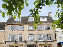 Crown & Cushion Hotel, hotel in Chipping Norton