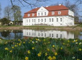 Jagdschloss Kotelow, Hotel in Kotelow