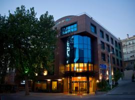 Best Western Hotel Ikibin-2000, отель Best Western в Анкаре