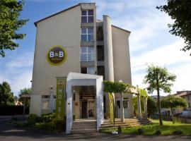B&B Hôtel Le Puy-en-Velay, hotel near Loudes Airport - LPY, Vals-près-le-Puy