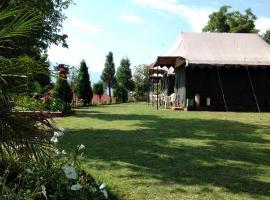 Kedar camp resorts, luxury tent in Gupta Kāshi