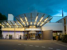 Hilton Zurich Airport, hotell i nærheten av Zürich lufthavn - ZRH i Opfikon