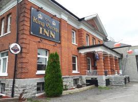 The King George Inn, inn in Cobourg