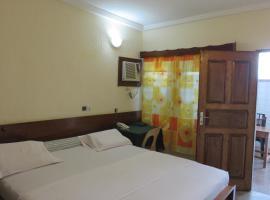 Hotel Agbeviade, hotel in Kpalimé