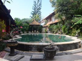 Padangbai Beach Homestay, hotel in Padangbai
