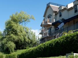 Hotel St-Sauveur, hotel em Saint-Sauveur-des-Monts