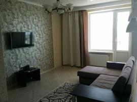 Apartment near Black Sea, hotel near Park Olimp, Gelendzhik