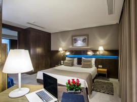 Hôtel Belvédère Fourati, hotel cerca de Aeropuerto de Túnez - TUN, Túnez