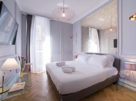 Rent In Rome Grand Master Suites, hotel a Roma