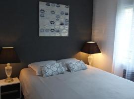 24 heures et Plus chez vous, hotel near Le Mans Circuit, Le Mans