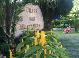 Chalé das Montanhas, hotel in Guaramiranga