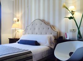 Hospederia De Los Reyes, hotel em Toledo